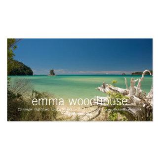 Abel Tasman National Park Business Card Templates
