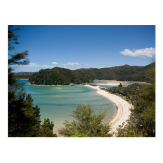 Abel Tasman National Park Postcard