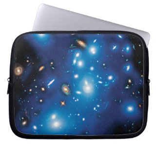 Abell 2744 Pandora Galaxy Cluster Laptop Sleeves