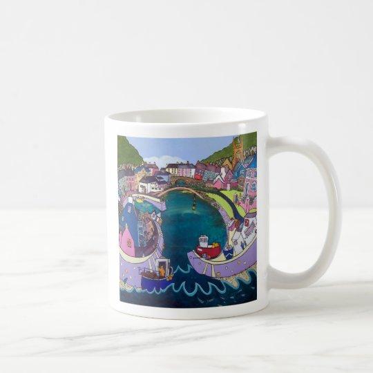 Aberaeron, by Helen Elliott Coffee Mug