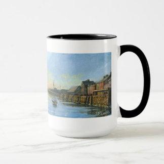 Aberaeron Harbour Mug