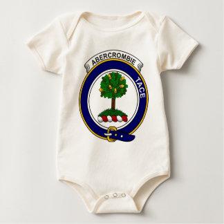 Abercrombie Clan Badge Baby Bodysuit