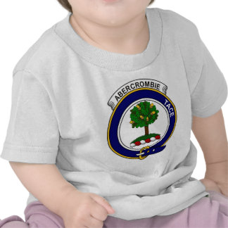 Abercrombie Clan Badge T Shirts