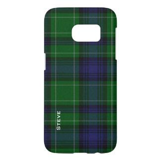 Abercrombie Clan Tartan Plaid Samsung S7 Case