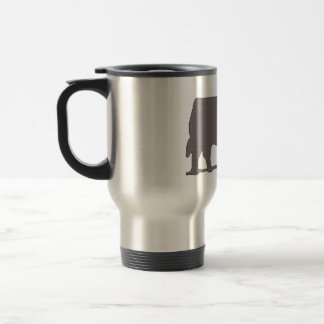 Aberdeen Angus Cattle Travel Mug