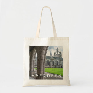 Aberdeen King's College tote bag