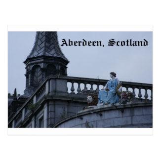 Aberdeen, Scotland Postcard