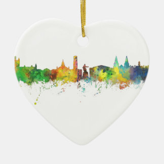 ABERDEEN SKYLINE CHRISTMAS ORNAMENT