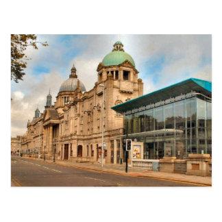 Aberdeen Theatre Scotland Postcard