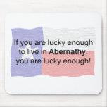 Abernathy Lucky Mousepad