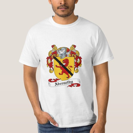 Abernethy Family Crest Abernethy Coat of Arms T-Shirt