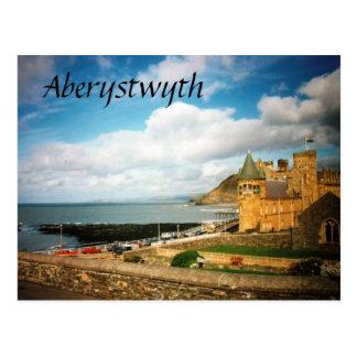 Aberystwyth Old College Postcard