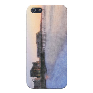 Aberystwyth Sea Front iPhone 5 Cover
