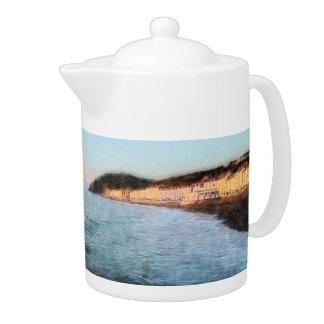Aberystwyth Sea Front Teapot