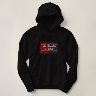 AberZombie and Fitch Hoodie - Blood Version