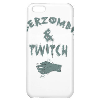 Aberzombie and Twitch iPhone 5C Covers