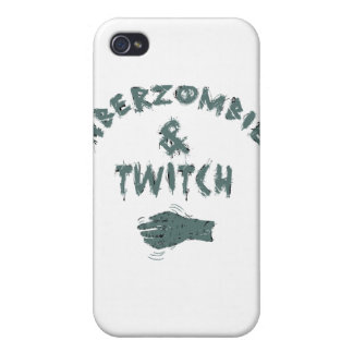 Aberzombie and Twitch iPhone 4/4S Cases