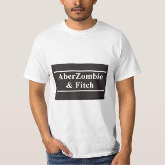 AberZombie & Fitch Men's T - zombiefails.com Tees