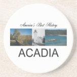 ABH Acadia Beverage Coaster