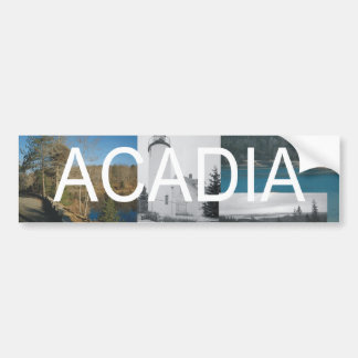 ABH Acadia Bumper Sticker