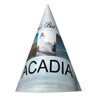 ABH Acadia Party Hat