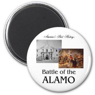ABH Alamo 6 Cm Round Magnet