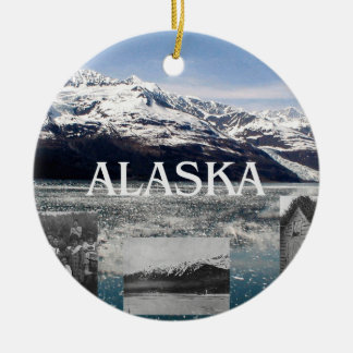 ABH Alaska Christmas Ornament