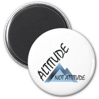 ABH Altitude Not Attitude Fridge Magnet