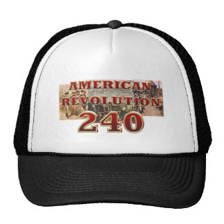 ABH American Revolution 240th Anniversary Cap
