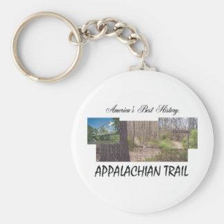 ABH Appalachian Trail Key Ring