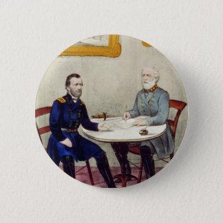 ABH Appomattox 6 Cm Round Badge