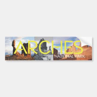 ABH Arches Bumper Sticker