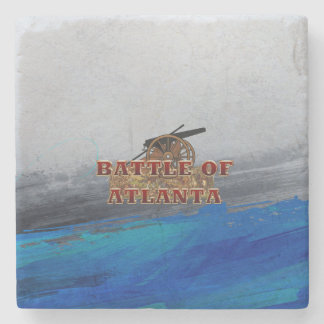 ABH Battle of Atlanta Stone Coaster