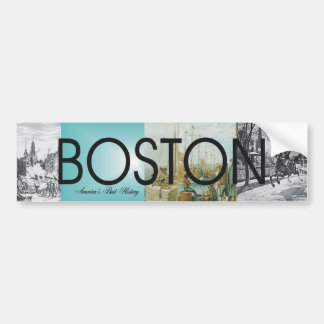 ABH Boston Bumper Sticker