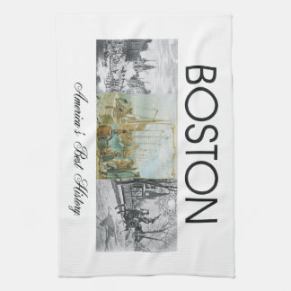 ABH Boston Hand Towels