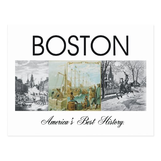 ABH Boston Post Card