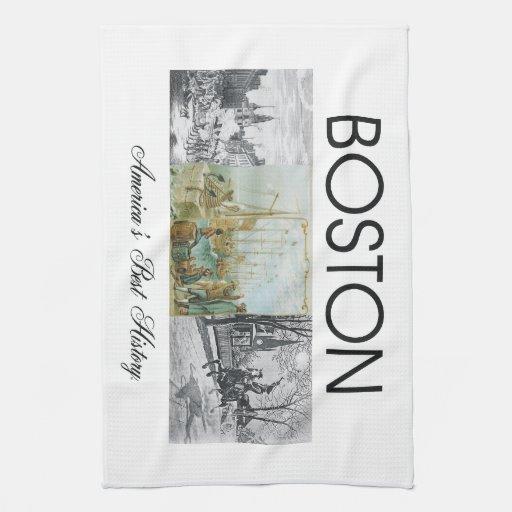 ABH Boston Kitchen Towels