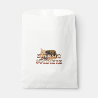 ABH Buffalo Soldiers Favour Bags