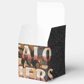 ABH Buffalo Soldiers Wedding Favour Box