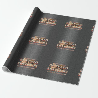 ABH Buffalo Soldiers Wrapping Paper