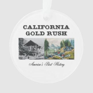 ABH California Gold Rush Ornament