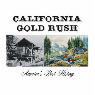 ABH California Gold Rush Photo Cut Outs
