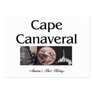 ABH Cape Canaveral Business Card