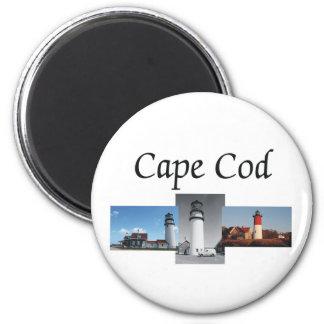 ABH Cape Cod 6 Cm Round Magnet