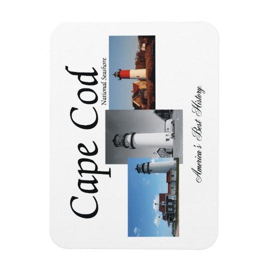 ABH Cape Cod Rectangular Photo Magnet