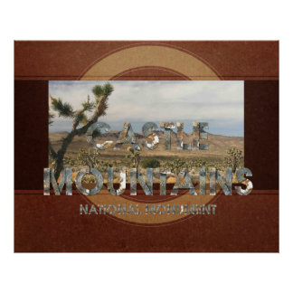 ABH Castle Mountains Poster
