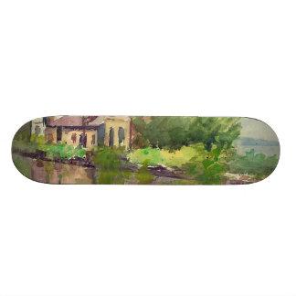ABH Chesapeake & Ohio Canal 21.6 Cm Old School Skateboard Deck