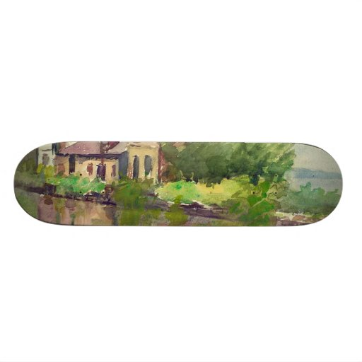 ABH Chesapeake & Ohio Canal Skate Boards