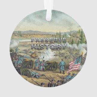 ABH Civil War Battlefield Preservation