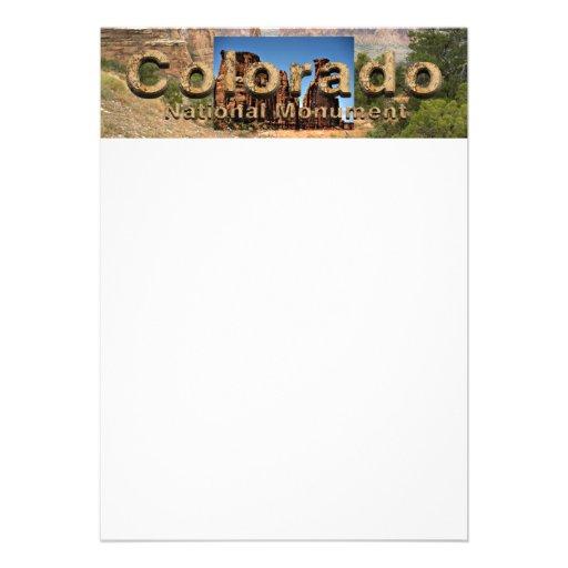 ABH Colorado NM Custom Invitations
